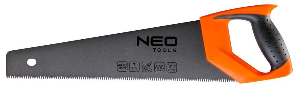 Rókafarkú fűrész 400 mm kézi | NEO 41-011