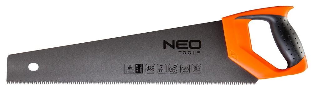 Rókafarkú fûrész 450 mm kézi | NEO 41-016