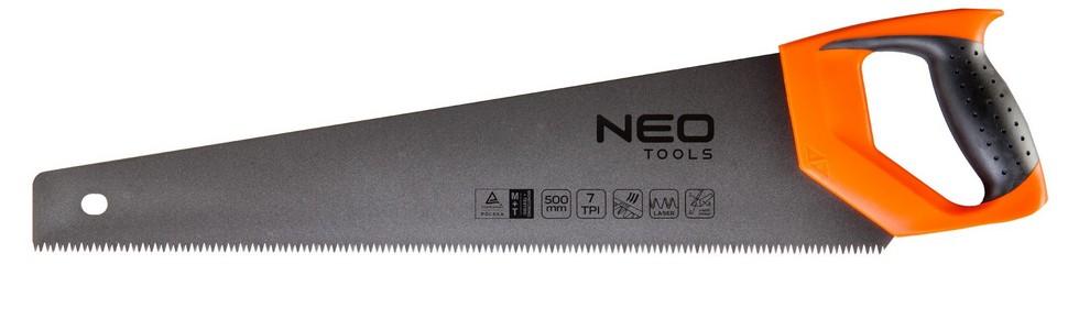 Rókafarkú fûrész 500 mm kézi | NEO 41-021
