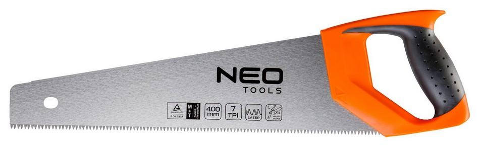 Rókafarkú fûrész 400 mm kézi | NEO 41-031