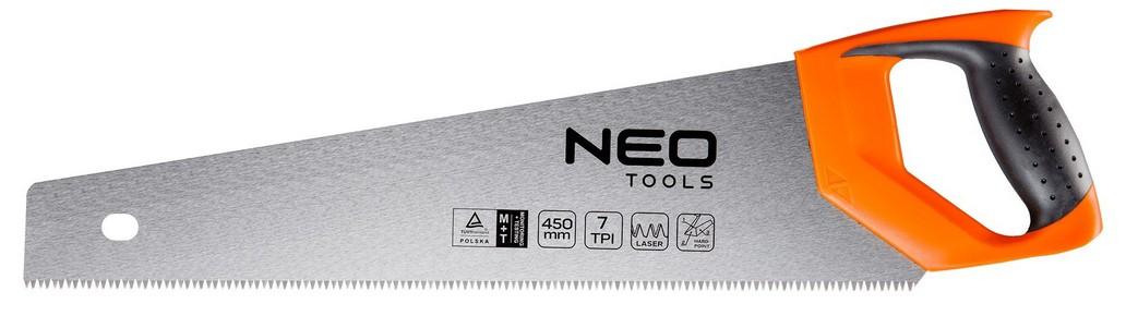 Rókafarkú fûrész 450 mm kézi | NEO 41-036