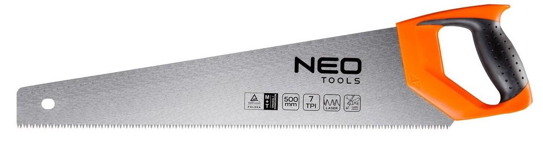 Rókafarkú fûrész 500 mm kézi | NEO 41-041