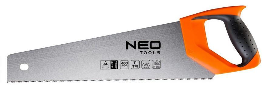 Rókafarkú fûrész 400 mm kézi | NEO 41-061