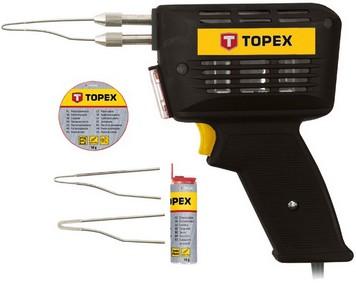 Forrasztópisztoly 150 W | TOPEX 44E005