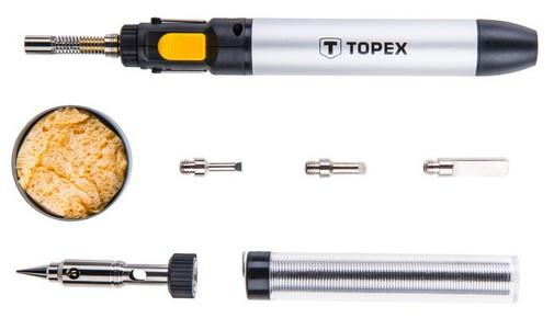 Forrasztókészlet mini | TOPEX 44E108