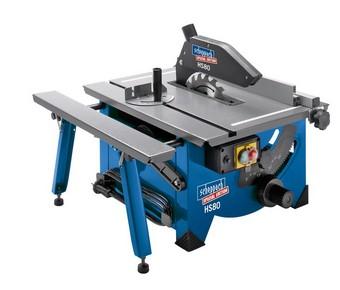 SCHEPPACH HS 100 S asztali körfűrészgép | SCHEPPACH 5901310905