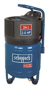 SCHEPPACH HC 24 V olajmentes vertikális kompresszor 10 bar   SCHEPPACH 5906117901