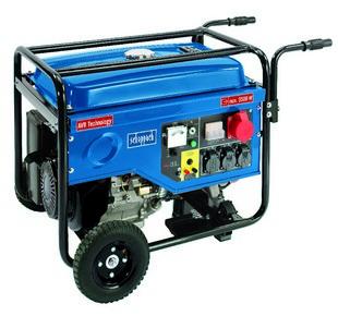 SCHEPPACH SG 7000 áramfejlesztő 5000W/6400V | SCHEPPACH 5906210901