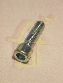 Hengeres fejû, belsõ kulcsnyílású csavar M12 x 25 mm horganyzott