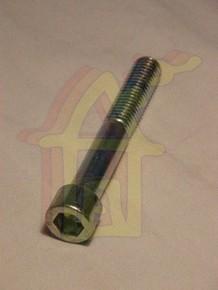 Hengeres fejû, belsõ kulcsnyílású csavar M12 x 80 mm horganyzott DIN 912