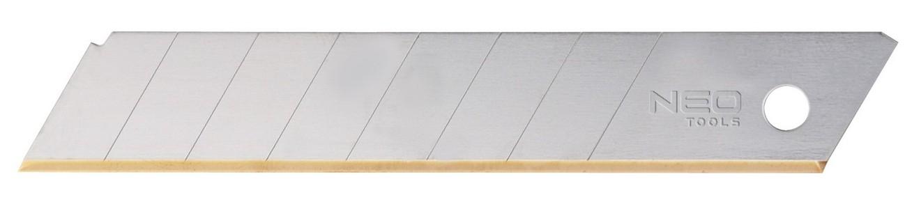 PVC penge 18 mm titán élû | NEO 64-020