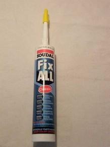 Ragasztó fix-all classic 290 ml fehér | SOUDAL