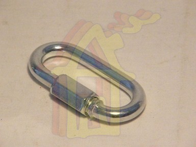 Lánctoldó menetes 6 mm DIN 5299-D