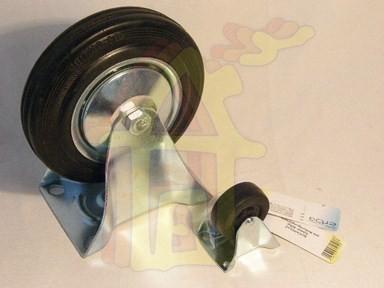 Kerék 100 mm fix talpas | 33101