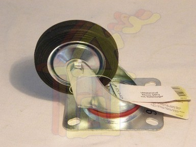 Kerék 100 mm önbeálló talpas | 33108