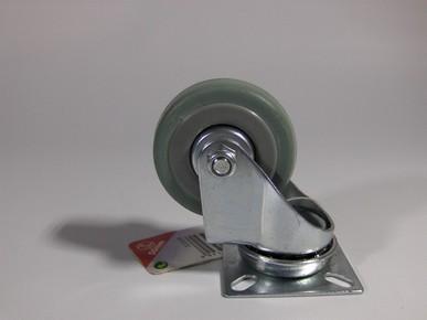 Kerék 50 mm önbeálló talpas | 33309