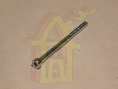 Hengeres fejû, belsõ kulcsnyílású csavar M4 x 60 mm horganyzott DIN 912