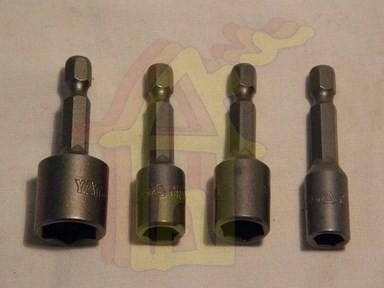 Bit fej, behajtófej 7 mm mágneses, csavarozó | YATO YT-1502