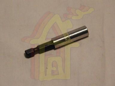 Bit szár, behajtó szár, behajtóhegy adapter mágneses   STANLEY 1-68-732/0-68-732