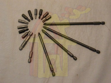 Bit fej, behajtó tüske 10 mm imbusz   STANLEY 1-68-876