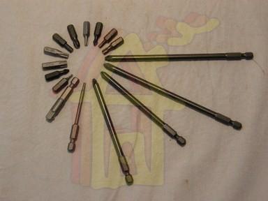 Bit fej, behajtó tüske 3 mm imbusz   STANLEY 5-73-336