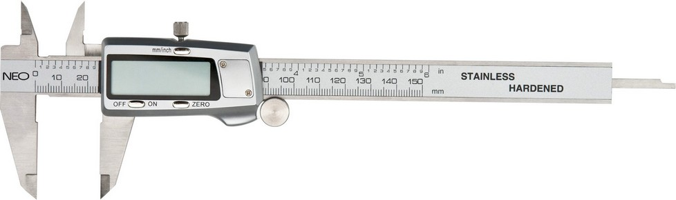 Tolómérõ digitális 150 mm | NEO 75-011