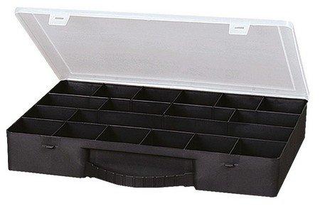 Csavartartó doboz 36 cm x 25 cm x 5,5 cm | TOPEX 79R163