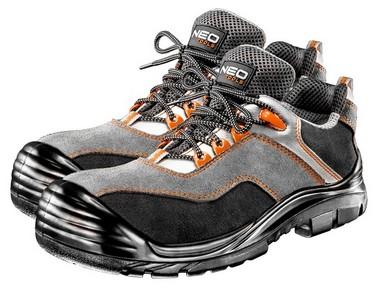 Munkavédelmi cipő bőr 43-as S3 | NEO 82-054
