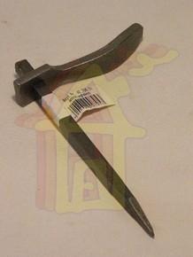 Falszeg 160 mm x 8 mm x 8 mm | KAUFMANN 4270501/4270601