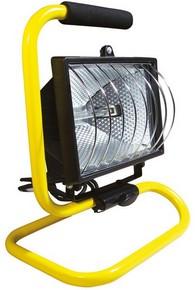 Halogén lámpa 150 W, állványos, alacsony | TOPEX 94W030