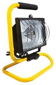 Halogén lámpa 400 W, állványos, alacsony | TOPEX 94W032