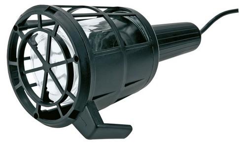 Szerelõlámpa, steklámpa 60 W, mûanyag házzal | TOPEX 94W515