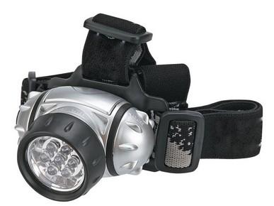 Fejlámpa 7 LED | TOPEX 94W817