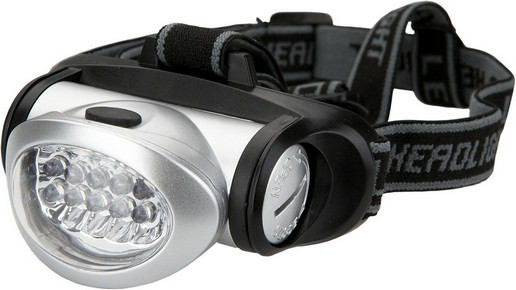 Fejlámpa 10 LED | TOPEX 94W819