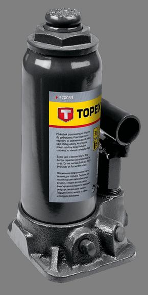 Olajemelő 3 t, 2,2 kg | TOPEX 97X033
