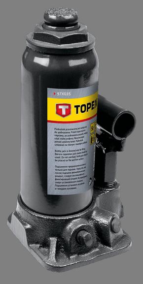 Olajemelő 5 t, 4,3 kg | TOPEX 97X035