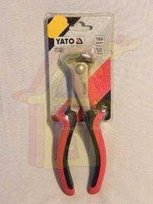 Homlokcsípőfogó 180 mm | YATO YT-2067