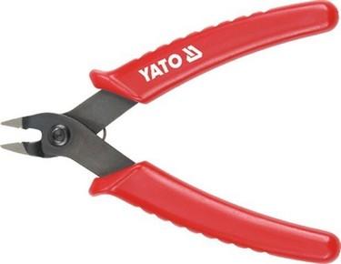 Blankoló és kábelvágó fogó 125 mm mûszerész | YATO YT-2261