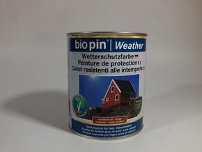 Idõjárásálló festék fehér 2,5 l | BIOPIN