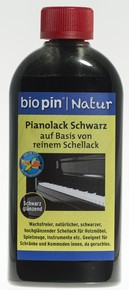 Zongora sellakk 0,25 l fekete | BIOPIN