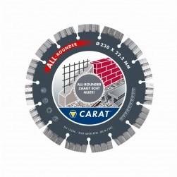 CARAT gyémánt vágótárcsa 115 mm x 22,2 mm szegmentált 3 él   HITACHI CED1153000AA