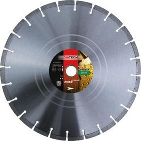 Gyémánt vágókorong, vágótárcsa 300 mm x 2,8 mm x 25,4 mm ROAD Standard Beton   DIATECH