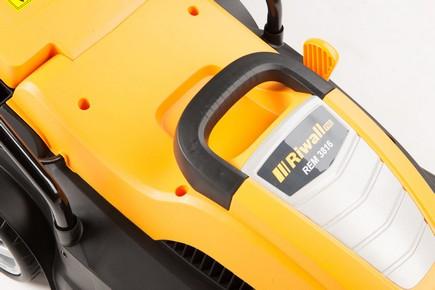 RIWALL REM 3816 elektromos fűnyíró 2 az 1-ben 1600 W | RIWALL EM18A1402015B