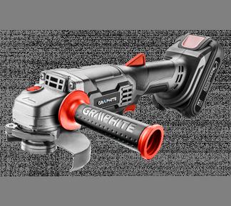 GRAPHITE 58G003 akkus sarokcsiszoló 18V alapgép | GRAPHITE 58G003