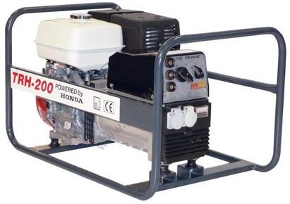 HONDA TRH-200 áramfejlesztő, hegesztő-aggregátor | HONDA TRH-200