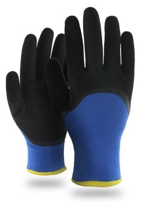 Védőkesztyű téli Blue Winter 9-es méret | KAPRIOL 27709