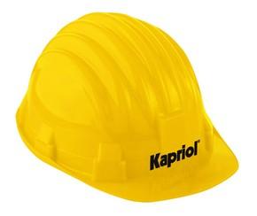 Védősisak sárga   KAPRIOL 28501