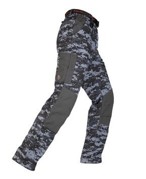 Munkavédelmi nadrág TENERE PIXEL terepszínű S-es | KAPRIOL 31625