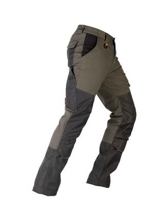 Munkavédelmi nadrág TENERE PRO zöld XXL-es | KAPRIOL 32391