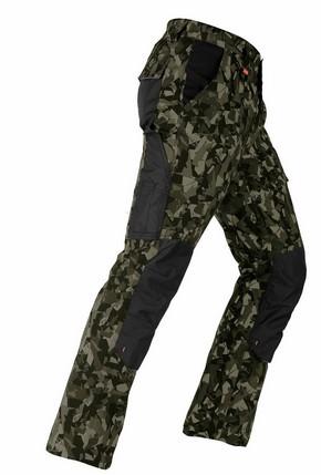 Munkavédelmi nadrág TENERE PRO zöld terepszínű M-es | KAPRIOL 32406